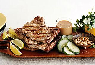 Gourmet pork