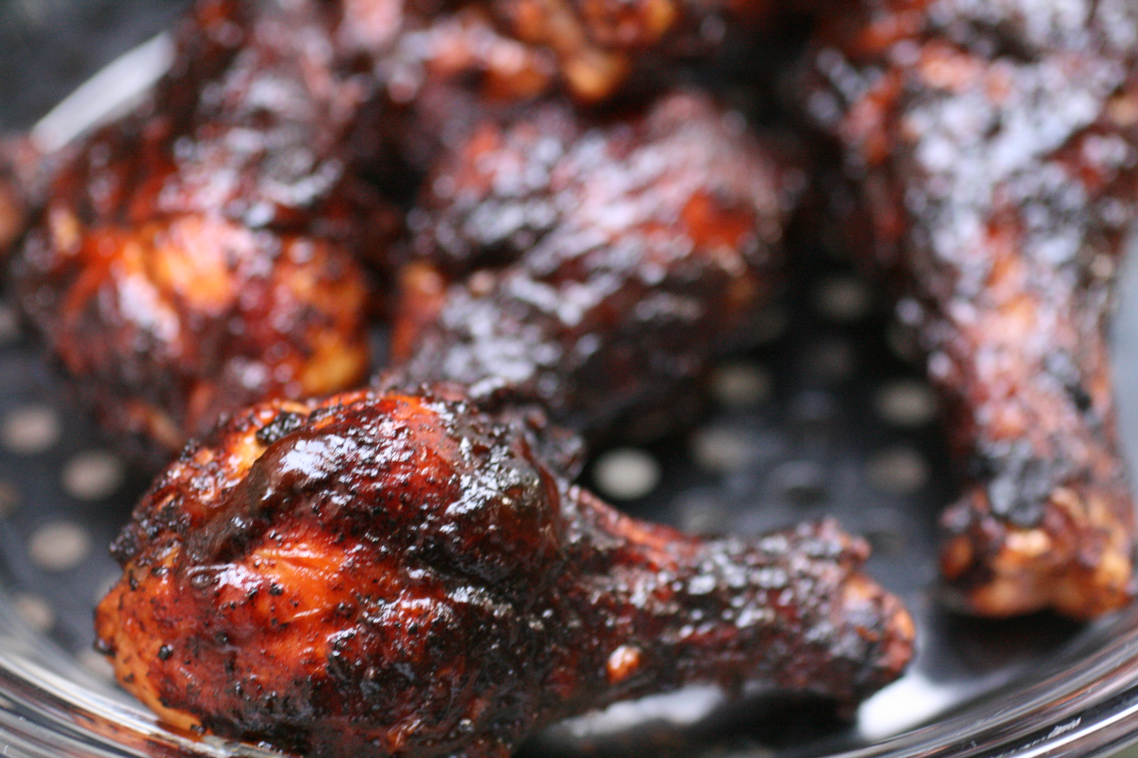 The Bitten Word Best Bbq Chicken With Simple Barbecue Sauce