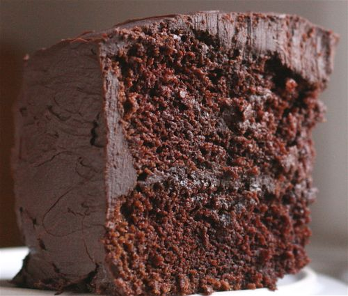 The Bitten Word: Chocolate Stout Cake Revisited