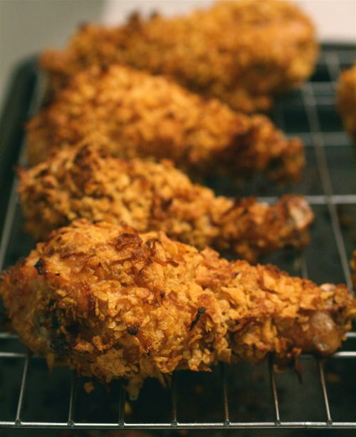 crisp oven fried chicken oven fried herb chicken nuggets 10 best oven ...