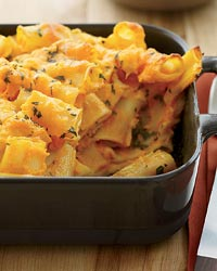 Carrot-mac-cheese