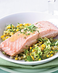 Fwpoached-salmon-corn