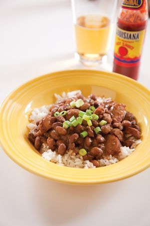 The Bitten Word: Cajun Red Beans and Rice