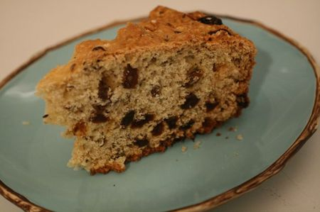 ... : St. Patrick's Day: Irish Soda Bread with Raisins and Caraway Seeds
